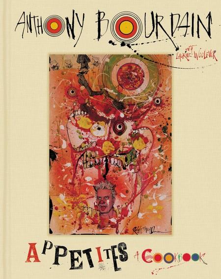 Los 13 libros de Anthony Bourdain que todo foodie debe tener en su librero