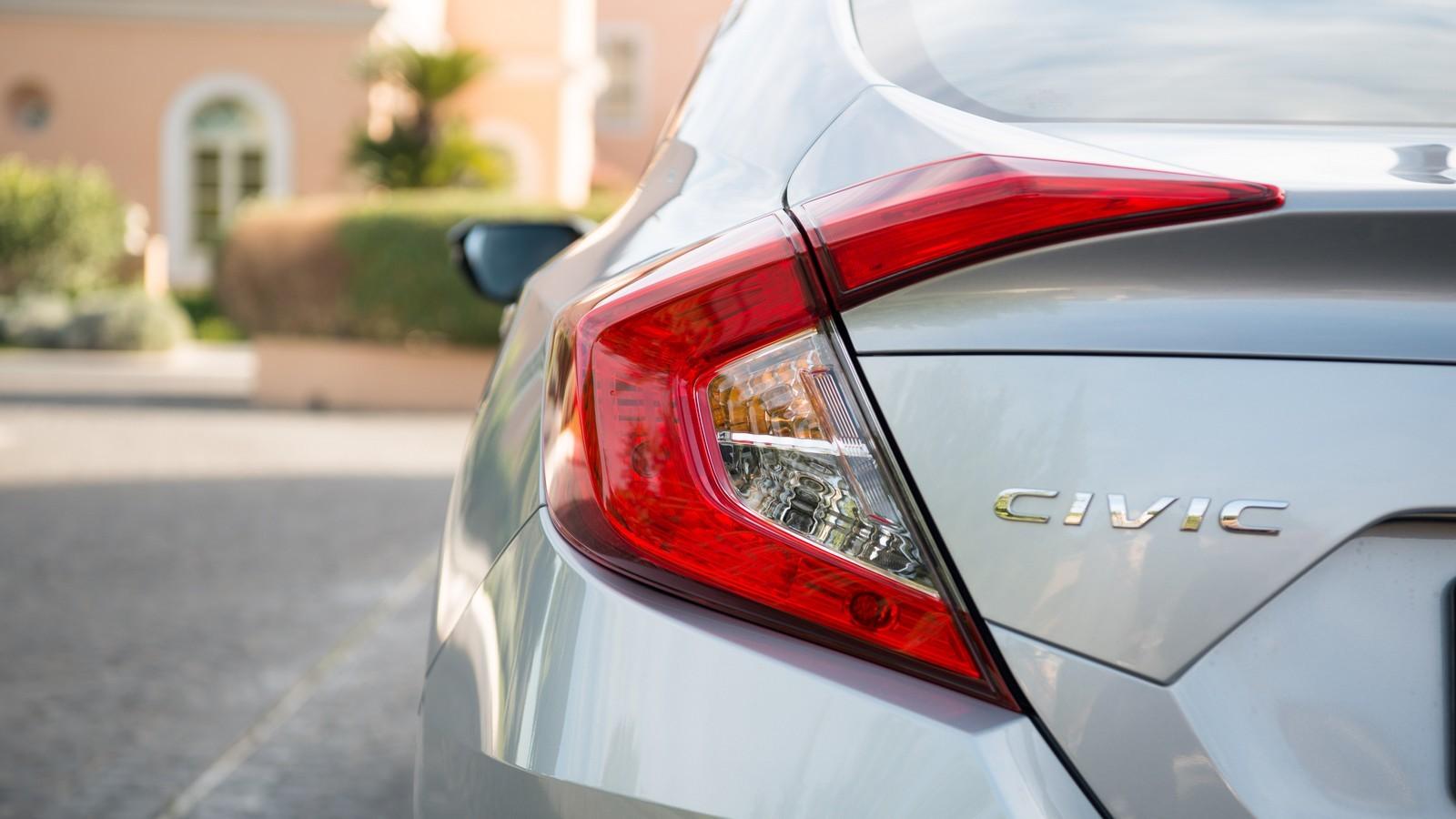 Foto de Honda Civic 4 puertas (14/37)