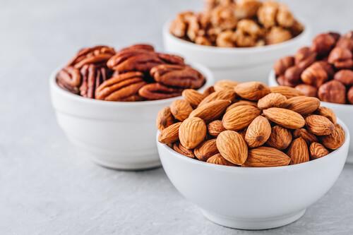 Estos son los frutos secos con más fibra, y un montón de recetas para incluirlos en tu dieta