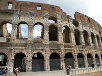 Roma: el Coliseo arderá... de manera virtual