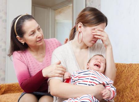 Visitas al bebé