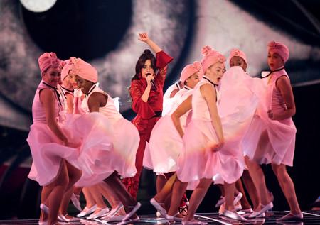 Las mejor vestidas de los MTV Europe Music Awards 2017