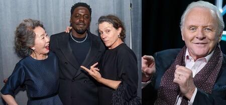Óscar 2021: dónde veremos a Anthony Hopkins, Frances McDormand, Daniel Kaluuya y Youn Yuh-jung tras ganar los premios de interpretación