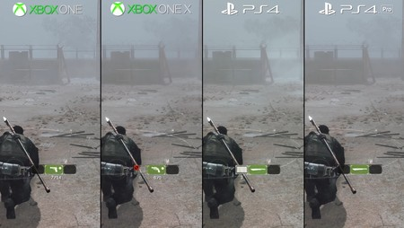 Metal Gear Survive Comparativa