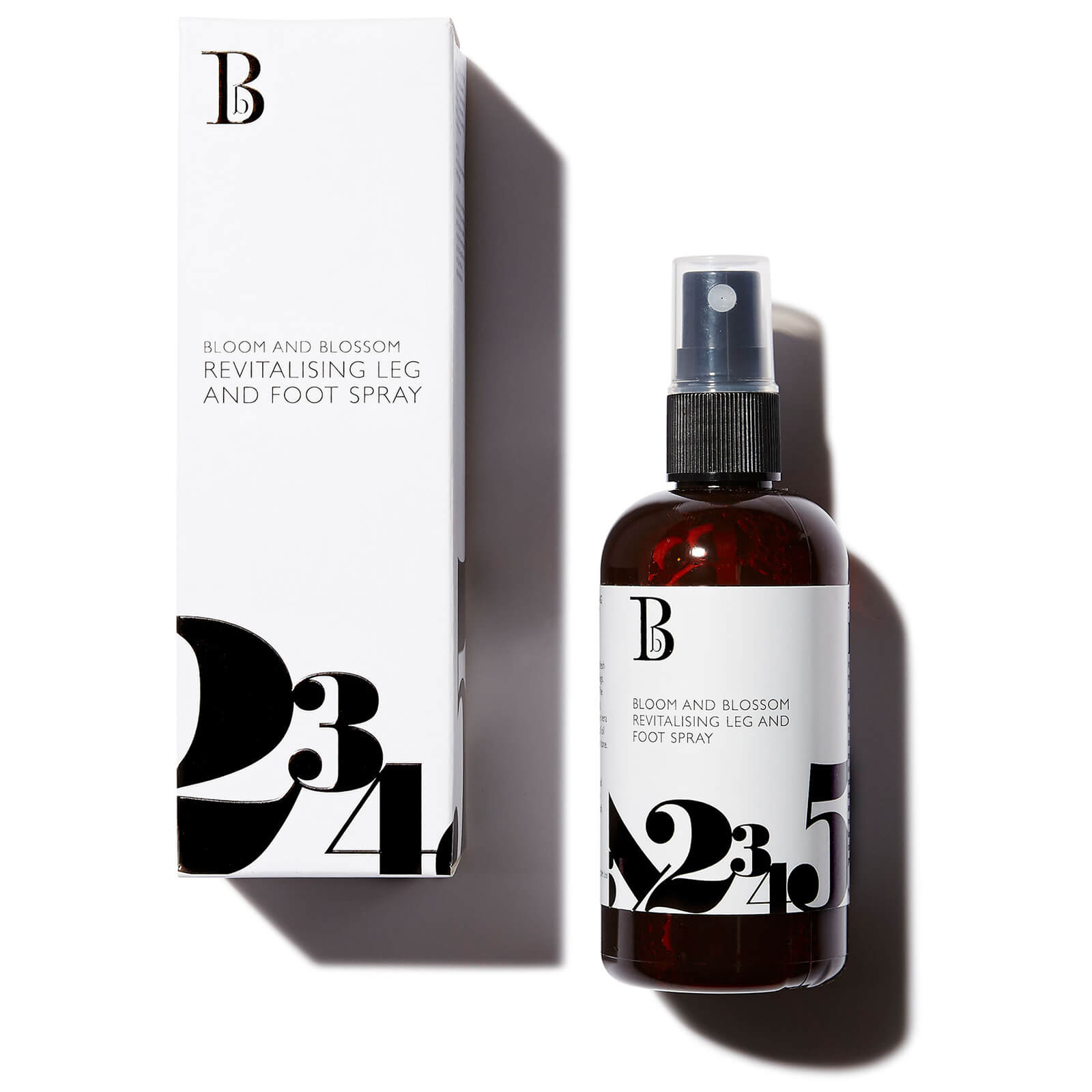 Spray revitalizante de pies y piernas Bloom and Blossom