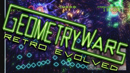 Geometry Wars: Retro Evolved se suma a la retrocompatibilidad de Xbox One