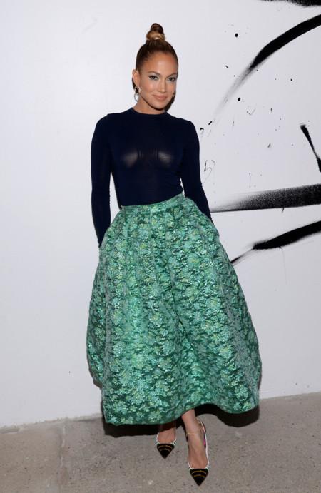 Jennifer Lopez Look Siriano