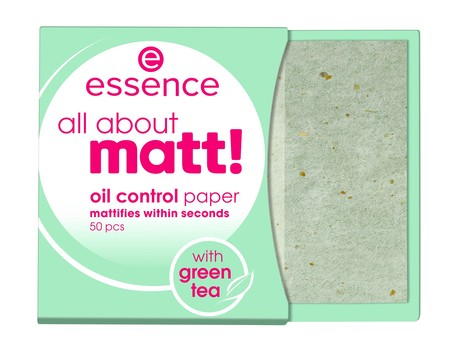 Essence All About Matt Oil Control Paper Image Front View Full Open Png