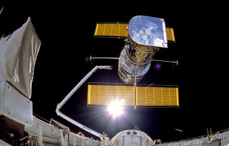 El Hubble descubre la galaxia más lejana nunca vista