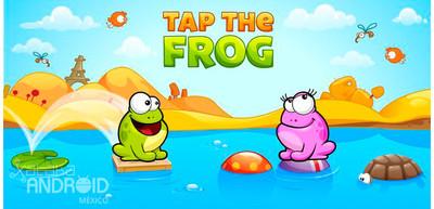 Tap the Frog - No volverás a aburrirte