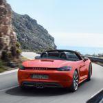 ¿Estás listo para escuchar cómo suena el bóxer cuatro cilindros del Porsche 718 Boxster?