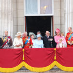 Los mini-Royals nos enloquecen en el Trooping the Colour
