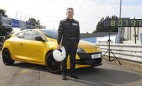"""Renault Megane R.S. Trophy, 8´08"""" en Nürburgring Nordschleife"""