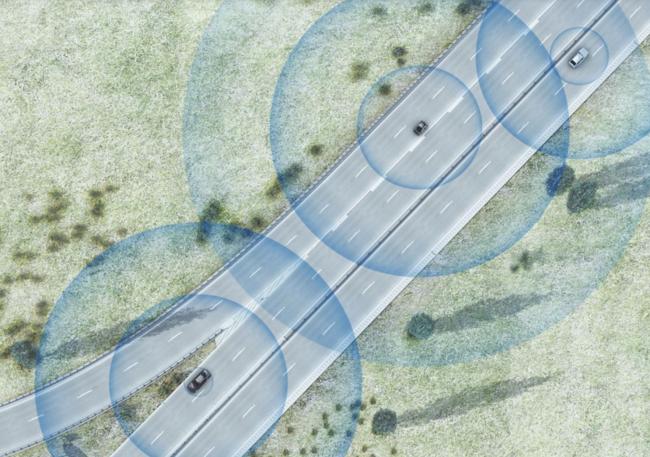 """El mayor proyecto de autopista """"conectada"""" está en Europa y se pone en marcha en 2015"""