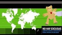 """""""No hay excusas"""": no al turismo sexual infantil"""