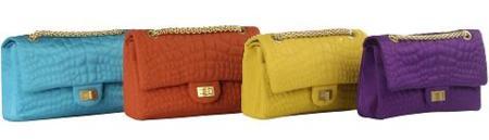 Nuevos bolsos Coco's Croco de Chanel