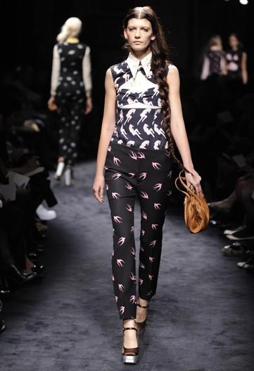 Foto de Miu Miu, Primavera-Verano 2010 en la Semana de la Moda de París (10/12)