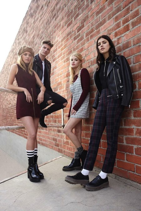 Forever 21 Fall 2015 Ad Campaign