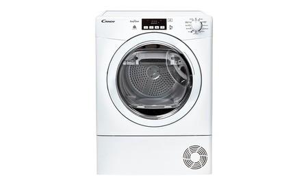 Tu ropa lista siempre a tiempo con la secadora Candy GVS D913A2-S, rebajada a 399 euros en Mediamarkt