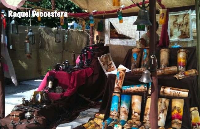 Foto de Compras decorativas en una feria medieval (5/5)