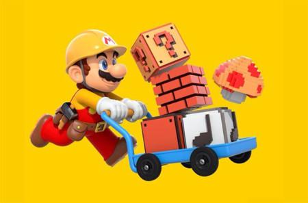 Nuevas ilustraciones y seis niveles de Mario Maker que demuestran su dificultad