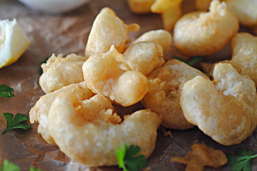 Receta de scampi de gambas: la cocina tradicional de los pubs británicos