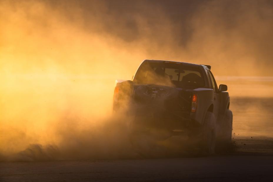 Foto de Nissan Frontier Desert Runner (17/22)