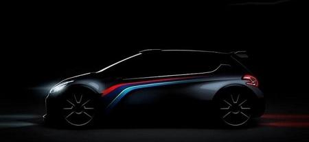 Peugeot también presentará su 208 R5 en el Salón de París