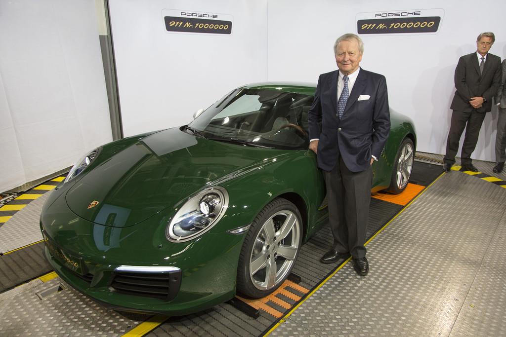 Porsche 911 'un millón'