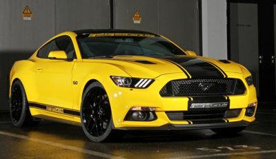 Geigercars catapulta la potencia del nuevo Ford Mustang GT
