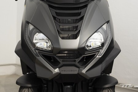 Peugeot Metropolis 400 Gt Sw 2021 Prueba 011