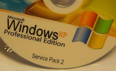 La imagen de la semana: dos años para el fin de Windows XP