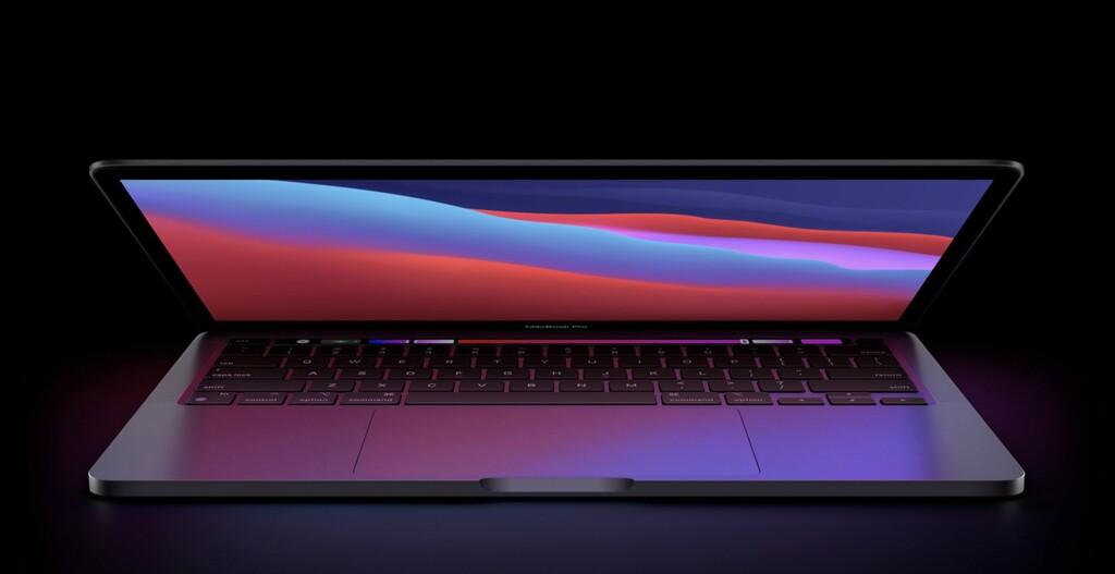 Los MacBook Pro con M1X llegarán
