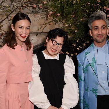 Tenemos nueva diseñadora en el radar: la ganadora del reality de moda de Alexa Chung, Minju Kim, tiene vestidos y tops maravillosos
