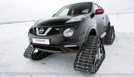 Nissan Nismo RSnow