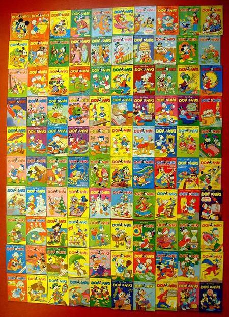 Vuelve la revista y el cómic de Don Miki