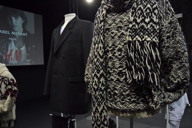 Foto de Isabel Marant para H&M, la colección en el showroom (9/41)