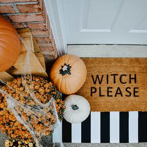 La semana decorativa: ideas DIY para Halloween, exteriores en otoño y conectar con la naturaleza