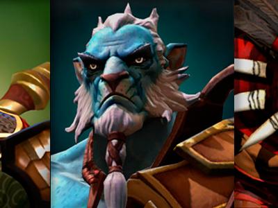 Los 5 mejores héroes de Dota 2 en el mes de junio