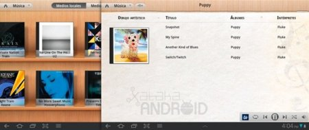 PowerDVD Mobile para Android