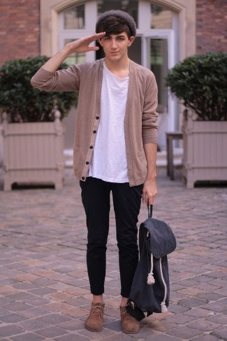 camel moda masculina