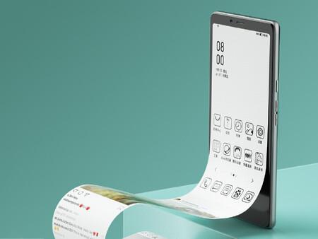 HiSense A7 5G: así es el primer móvil 5G con pantalla de tinta electrónica