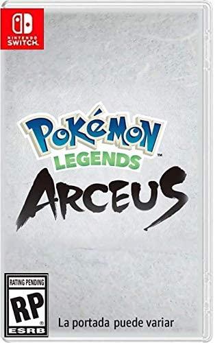 Preventa - Pokémon Legends: Arceus