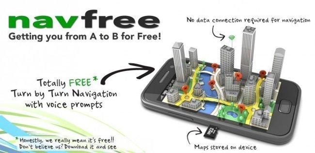 NavFree-GPS
