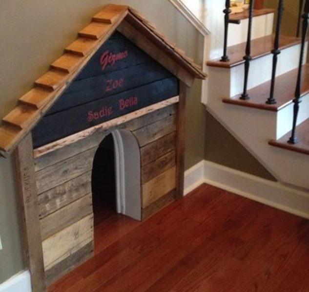 La casa de nuestro mejor amigo otro uso para el hueco de for La casa de las escaleras
