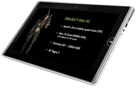 ASUS se apuntará a los cuatro núcleos de Nvidia Tegra 3, sin descuidar a Intel