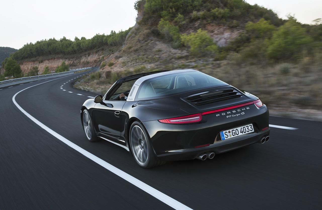 Foto de Porsche 911 Targa 991 (4/11)