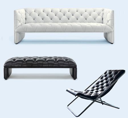 Edwards, un sofá de corte clásico muy moderno