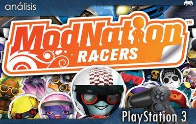'ModNation Racers'. Análisis
