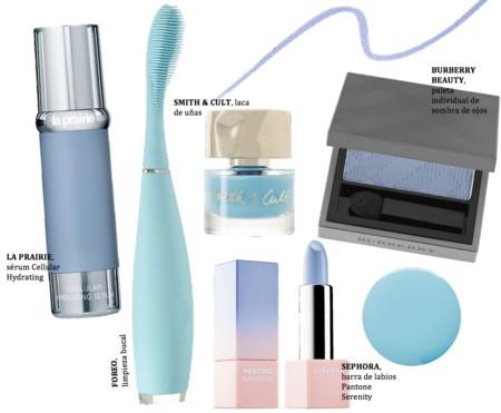 Productos Belleza Azul Serenity